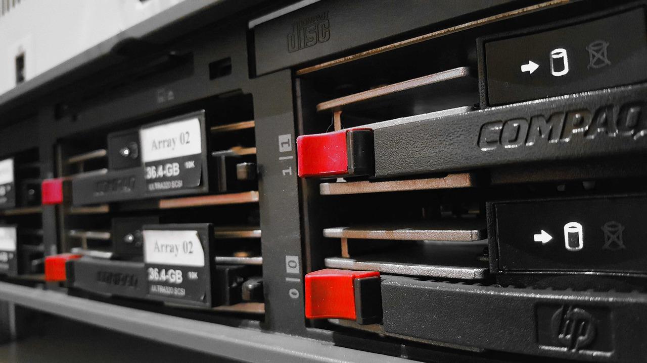 Eveminet Technology Computer Server