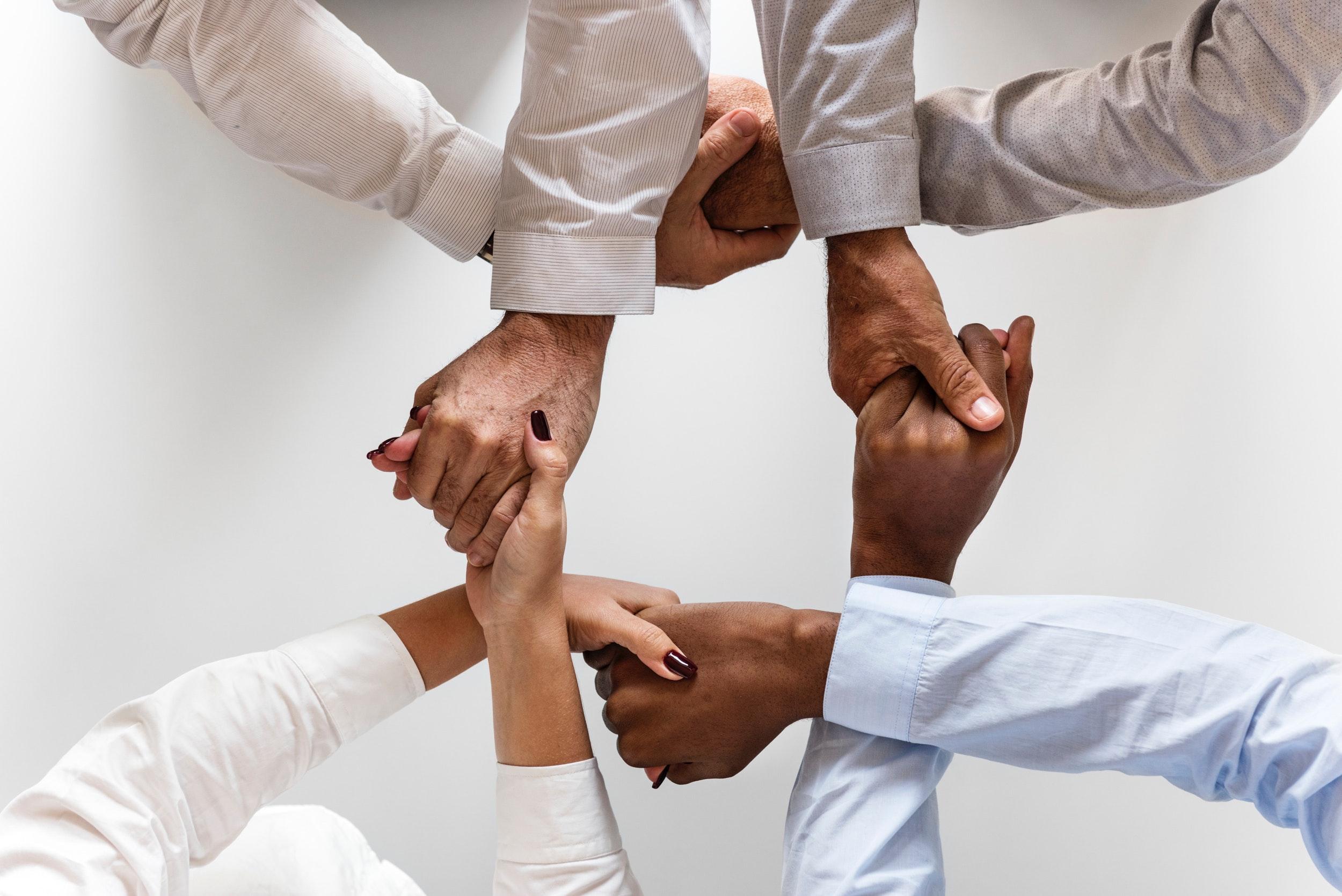 black-group-hands-943630