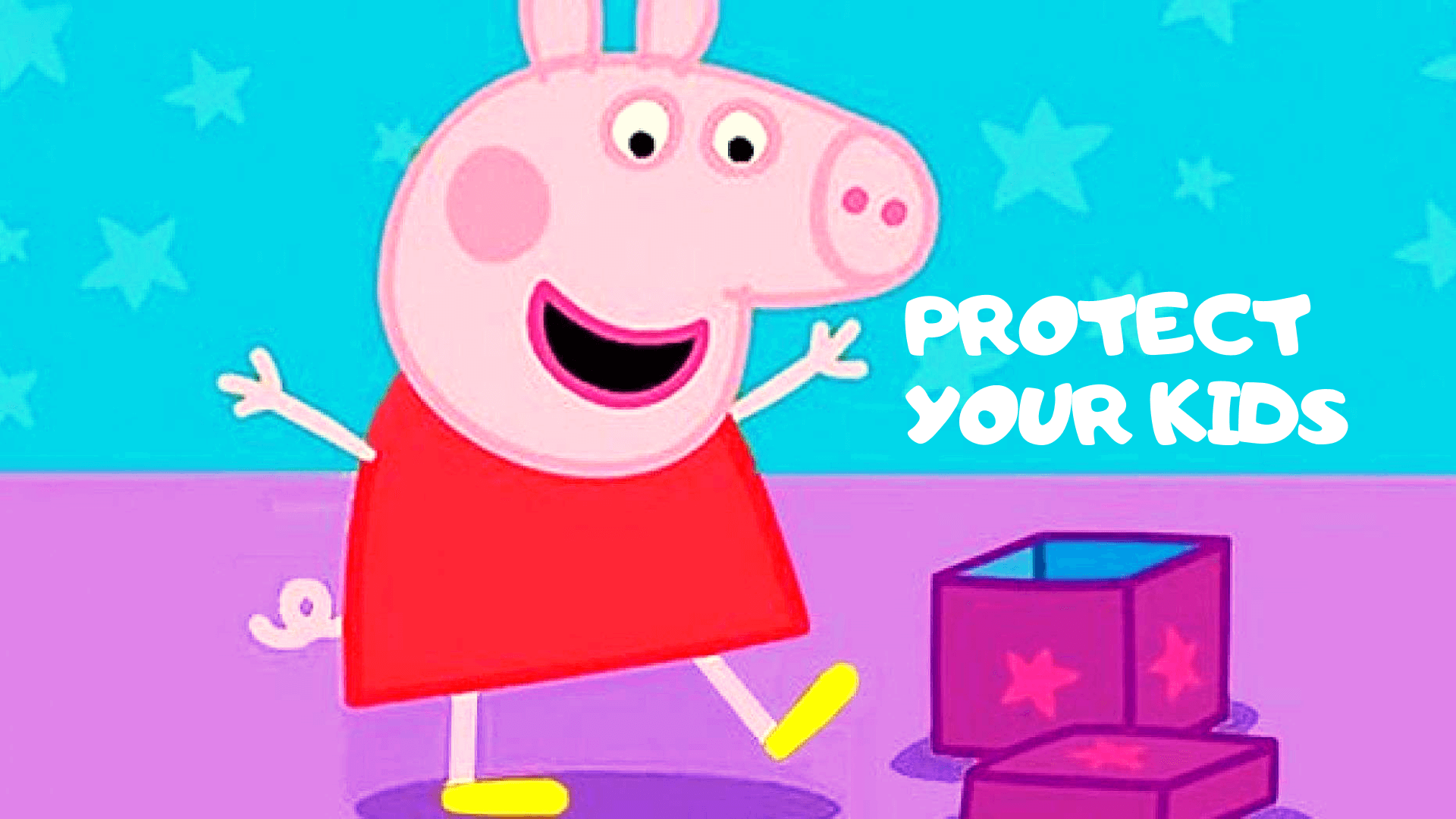 The Real Peppa Pig vs The One Who Is A Danger To Your Little One