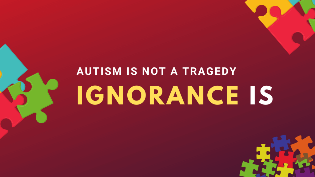 Autism Awareness Quote