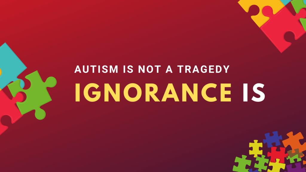 Autism Awareness Quote
